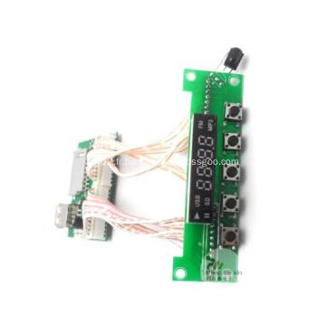 Puce audio USB, module sonore pour lecteur MP3, module vocal MP3 pour jouets