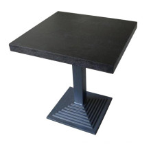 Table moderne pour mobilier de salle à manger