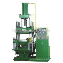 Gummi-Pressformmaschine