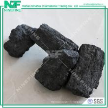 Ninefine en gros moulage / prix de fonderie de coke dans le four de fusion de cuivre