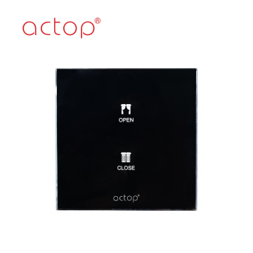 ACTOP 2019 Novo modelo de switch para hotel inteligente