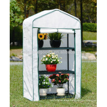 Economic waterproof easy garden flower greenhouse