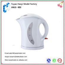 Alta qualidade cnc durável usinagem protótipo chaleira de plástico