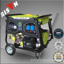 BISON AC Single Phase Gasoline Engine Generator 3kw