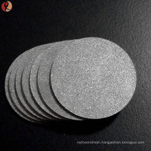 Pure titanium foam square round sheet metal