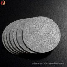 Чистого титана пены квадратный круглый металлический лист