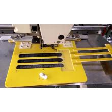 Máquina de coser automatizada para el patrón