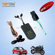 GPS Chip Tracker con uso automotriz, seguimiento en vivo, tamaño micro (GT08-KW)
