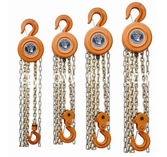 Manual Lever Chain Hoist
