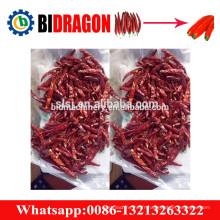 Machine de découpe de chili en acier inoxydable 460KG / H