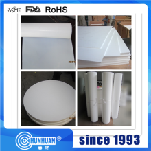 100% Virgin PTFE Geformte Und Skived Sheet