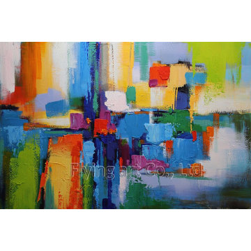 Abstract Canvas Wall Art Oil Painting