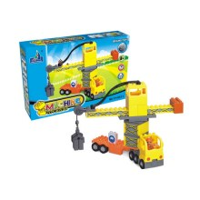Crane Play Set Building Blocks Toys