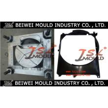Moule de fan de radiateur en plastique d'injection / moulage de ventilateur d'échappement / moule automatique de fan