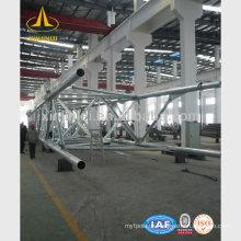 220kV Übertragungsleitung Stahl Power Tower