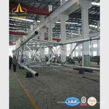 220kV Linha de transmissão Torre de energia de aço
