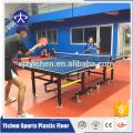 Organique et 100% pur PVC matières premières vierges pvc sport plancher en gros