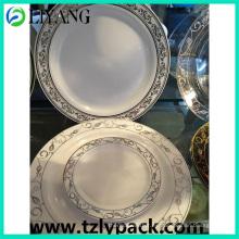 Lámina de estampado en caliente para plato de plástico, lámina de oro