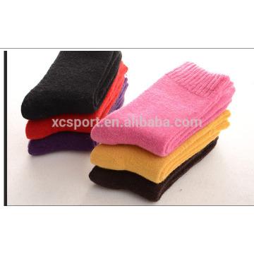 Calcetín de lana para mujer