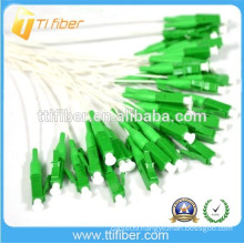 Singlemode LC/Apc Fiber Optic Pigtail 0.9mm