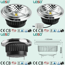 98ra LED AR111 Réflecteur Tasse 12W LED Spotlight AR111 (Ls-S612-G53)