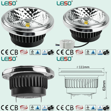 75W Halogen Replacement Spotlight LED AR111 (S615-G53)
