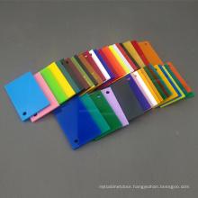 Wholesale high quality acrylic color sheets,colored acrylic plexiglass sheet