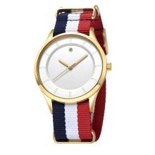 Reloj de tela Glatt