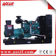 China verwendet Generator Satz 600kw 60Hz 1800 U / min Generator