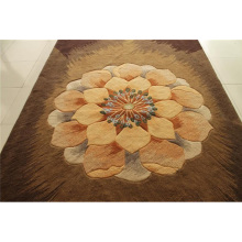 Customized Electrical Lift Carpet Floor Mat Square Rug