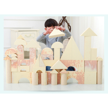 blocs de construction en mousse de type Eva