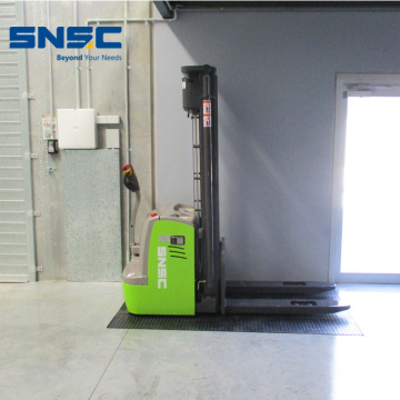 Walk-behind Battery Stacker 1500kg