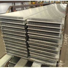 Aluminio de Alta Precisión Perfil Industrial de Aluminio