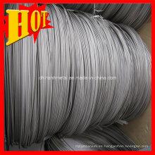 Gr3 Titanium Spool Wire con precio de fábrica