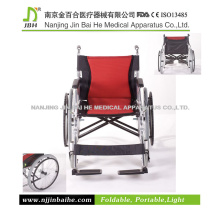 2015 Best Selling Faltbarer leichter Manueller Rollstuhl