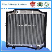 Radiador de aluminio para camiones pesados de alta eficiencia 1301N4-010