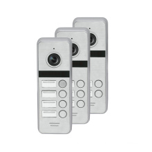 2019 New China Video Door Intercominucadores Intercom With 7 Inch Color Screen And Easy To Install