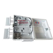 IP65 étanche à la fibre optique boîte de distribution conjointe