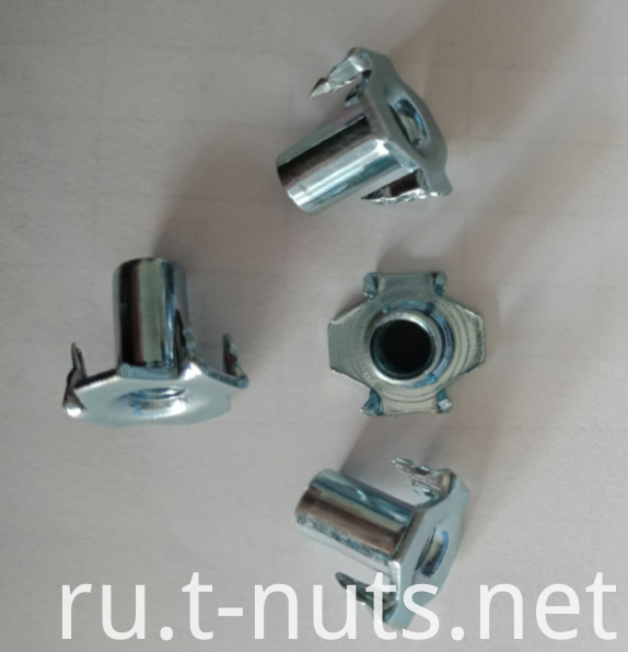 Carbon steel Tee nuts