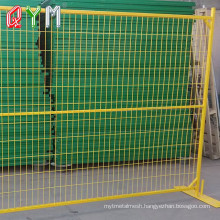 Construction Temporary Fence Australia Metal Crowd Control Barrier