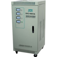 Three Phase High Accuracy Full Automatic AC Voltage Stabilizer