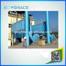 Máquina de filtración de polvo de plantas de cemento de larga vida útil