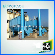 Long Service Life Cement Plant Dust Filter Machine