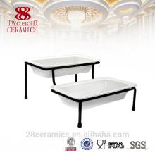 Оптовые буфетные столы для красоты, дешевое натертое блюдо, белые праздничные тарелки для отеля