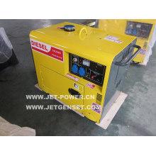 Generador diesel silencioso 12kVA portátil 10kw