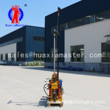 Small core drilling equipment two people can transport geological exploration drilling rig to drill blasting holes