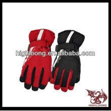 2013 nuevos guantes calientes del esquí de la bici y del esquí