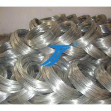 Fio de aço galvanizado para malha de vedação