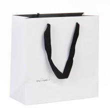 Custom Fashion Paper Cosmetics Bag