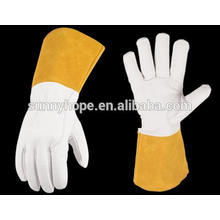 Sunnyhope wholesale leather safety gloves